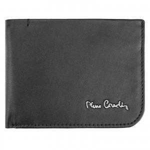 Pánska kožená peňaženka Pierre Cardin Rikke - čierná