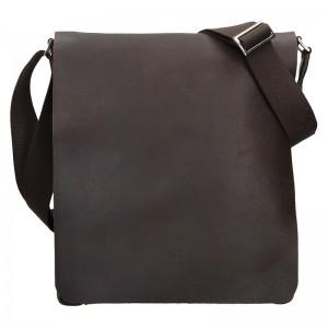 Pánska taška Daag SMASH 71 - tmavo hnedá