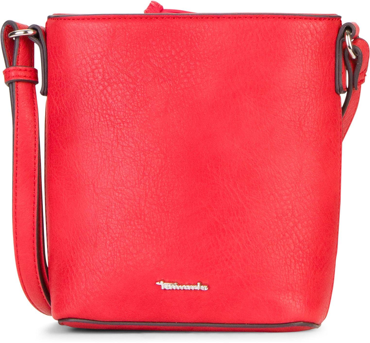 Dámska crossbody kabelka Tamaris Alesia - červená