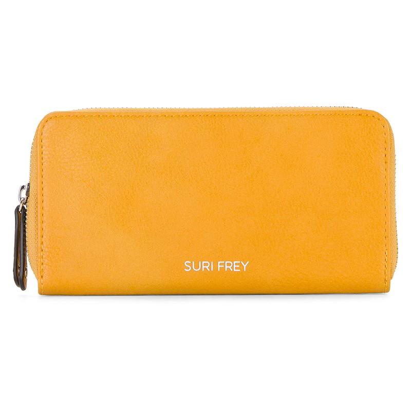 Dámska peňaženka Suri Frey Erry - žltá