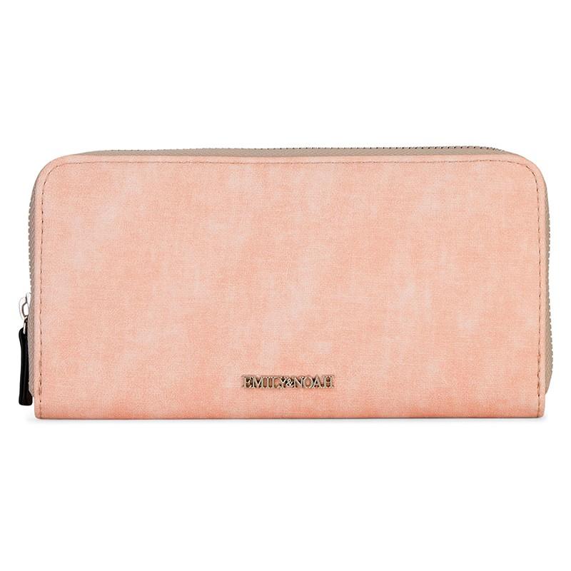 Dámska peňaženka Emily & Noah Laura - ružová