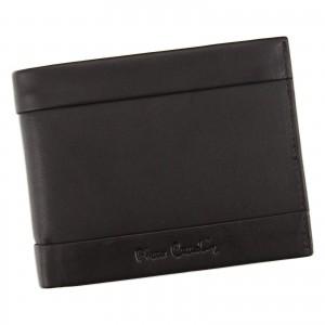 Pánska kožená peňaženka Pierre Cardin Bernard - tmavo hnedá