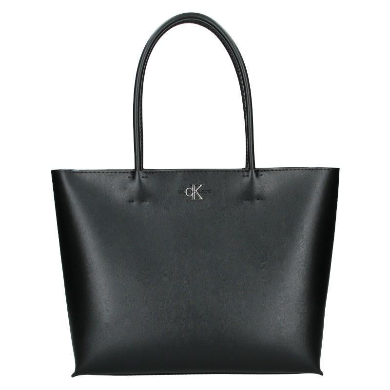 Dámska kabelka Calvin Klein Vielma - čierna