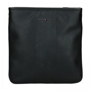Pánska taška cez rameno Tommy Hilfiger Verner - čierna