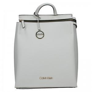 Dámsky batoh Calvin Klein Siona - krémová