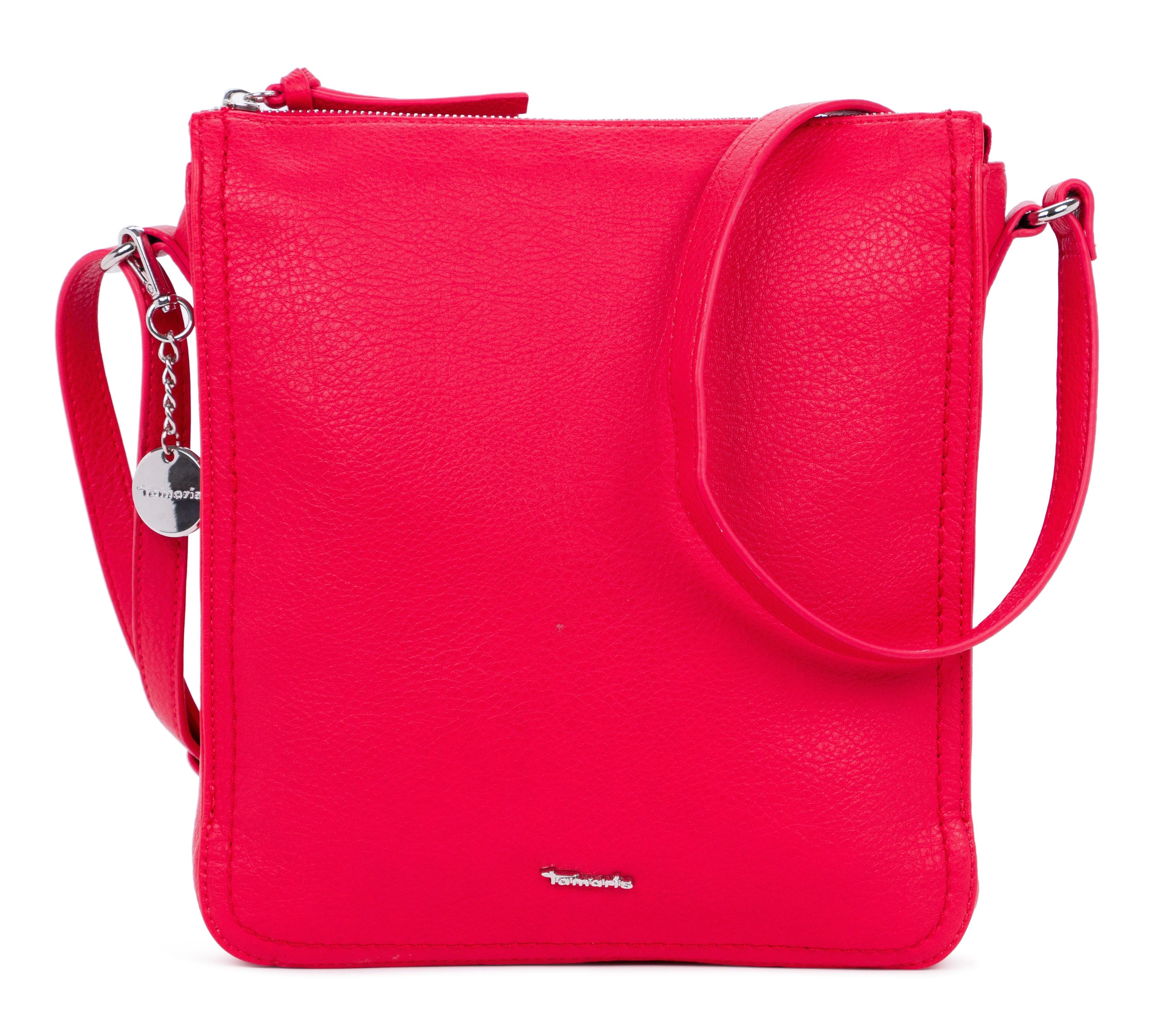 Dámska crossbody kabelka Tamaris Elisha - červená