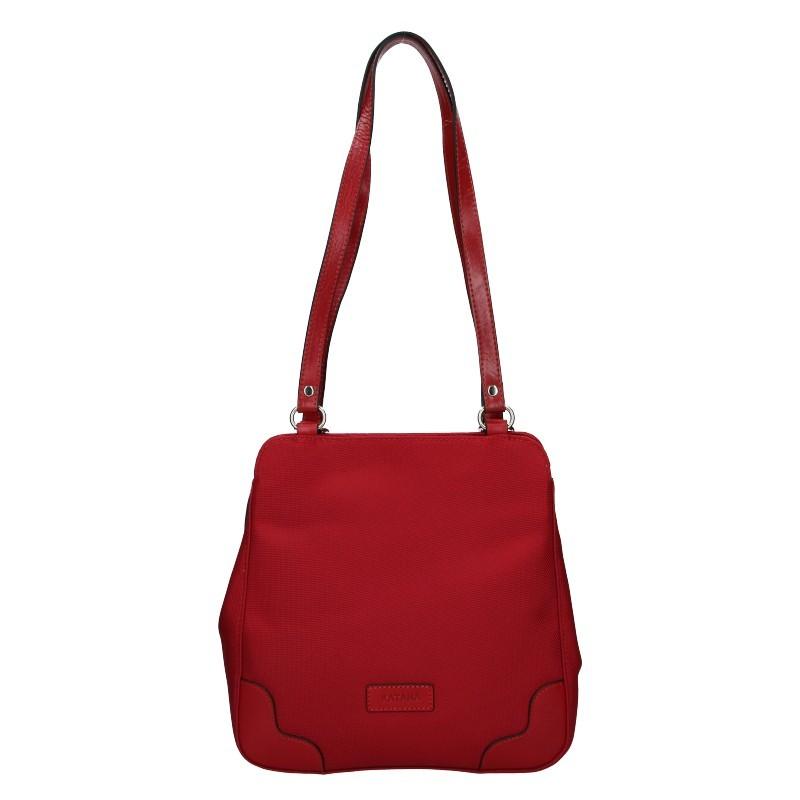 Dámska batôžky kabelka Katana Oleana - čierna