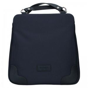 Dámska batôžky kabelka Katana Oleana - modrá