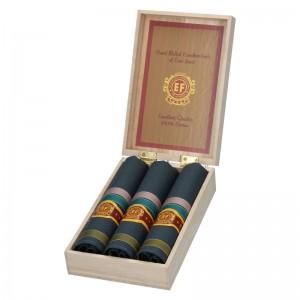 Pánske vreckovky v luxusnej sade ETEX Leonid - modrá