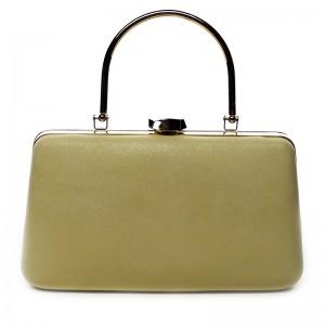 Dámska listová kabelka Michelle Moon Ada - žltá
