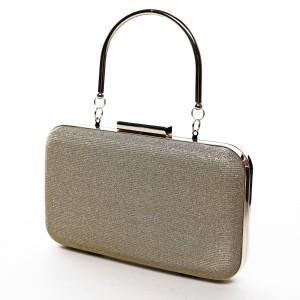 Dámska listová kabelka Michelle Moon Orion - béžovo-zlatá