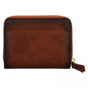 Pánska kožená peňaženka Daag Miranda - koňak