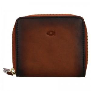 Pánska kožená peňaženka Daag Brenda - koňak