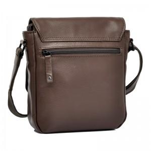 Pánska taška cez rameno Daag Malvin - hnedá
