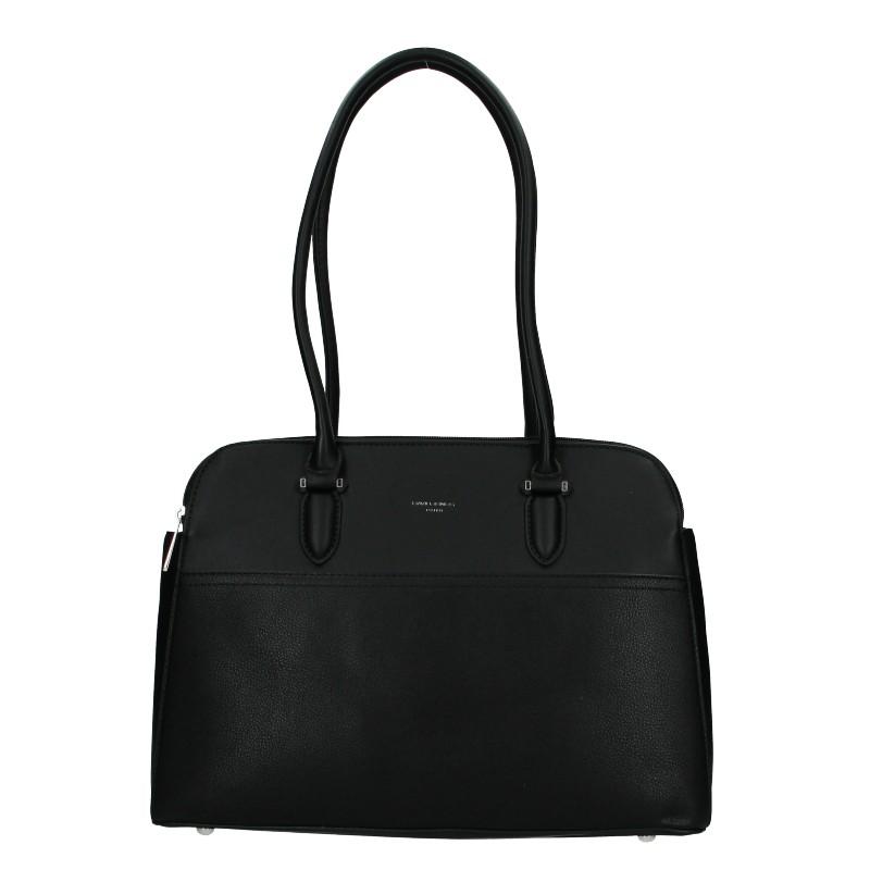 Dámska kabelka David Jones Karena - čierna