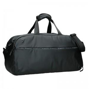 Pánska cestovná taška Bugatti Faust - čierna