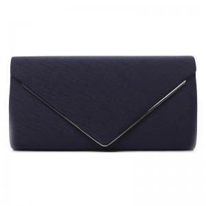 Dámska listová kabelka Michelle Moon Violet - modrá