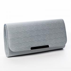 Dámska listová kabelka Michelle Moon MMaddie - svetlo modrá