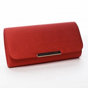 Dámska listová kabelka Michelle Moon Maddie - červená