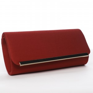 Dámska listová kabelka Michelle Moon Jane - červená