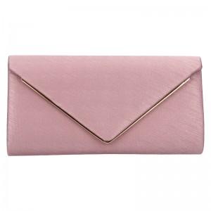 Dámska listová kabelka Michelle Moon Violet - ružová