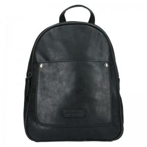 Moderní dámský batoh Enrico Benetti Zelda - čierna