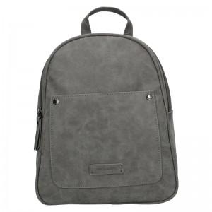 Moderní dámský batoh Enrico Benetti Zelda - šedá