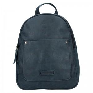 Moderní dámský batoh Enrico Benetti Zelda - tmavo modrá
