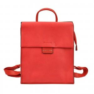 Dámsky batoh Pierre Cardin Martha - červená