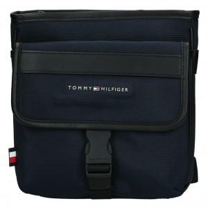 Pánska taška cez rameno Tommy Hilfiger Elevanted - modrá