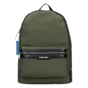 Pánsky batoh Calvin Klein Campus - zelená
