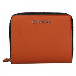 Dámska peňaženka Calvin Klein Purple - oranžová
