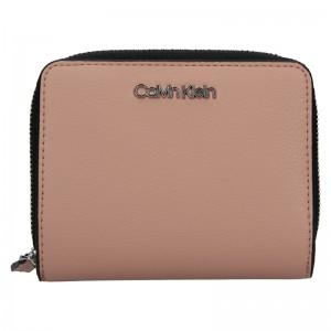 Dámska peňaženka Calvin Klein Purple - staroružová