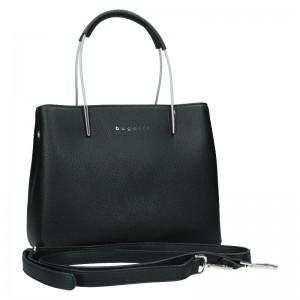 Dámska kabelka Bugatti Sabina - čierná