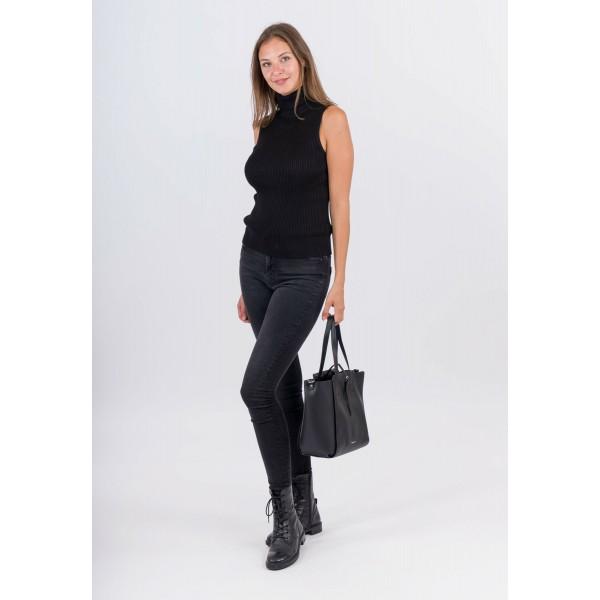 Dámska 2v1 kabelka Tamaris Bruna - čierna