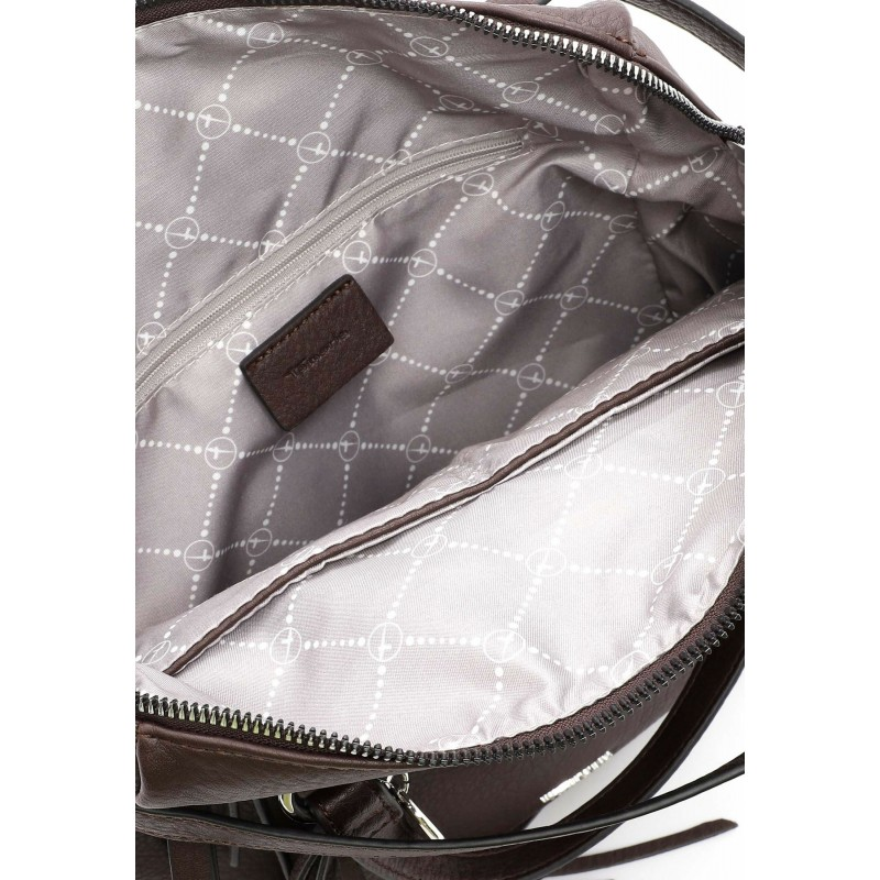 Dámska batôžky-kabelka Tamaris Adole - hnedá
