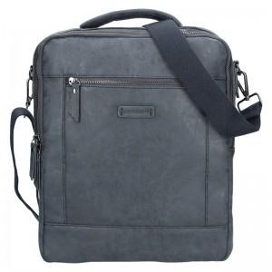 Trendy batoh / taška Enrico Benetti Nikk - modrá
