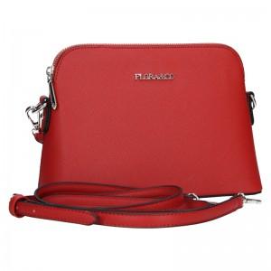 Dámska crossbody kabelka Flora & Co Pauleta - červená