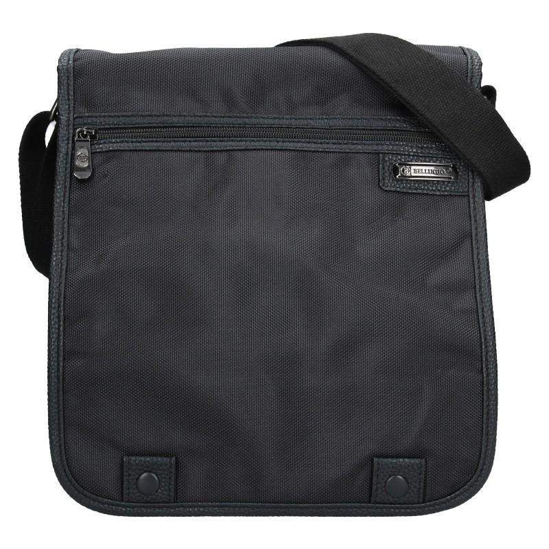 Pánská taška přes rameno Bellugio Chile - čierna