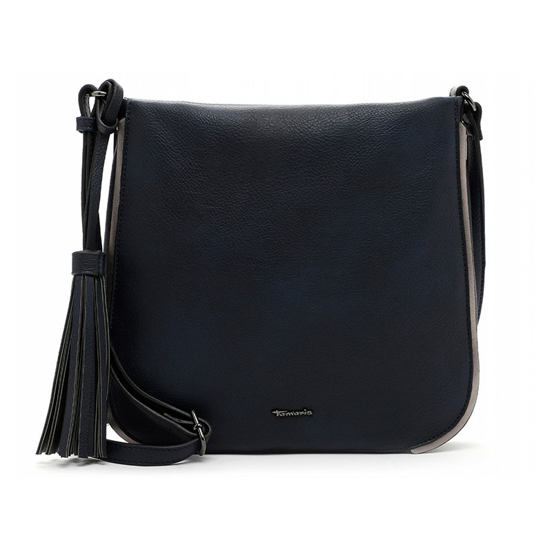 Dámska crossbody kabelka Tamaris Birty - modrá