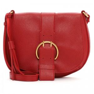 Dámska crossbody kabelka Suri Frey Barbra - červená
