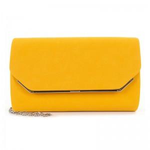 Dámska listová kabelka Tamaris Amalia - žltá
