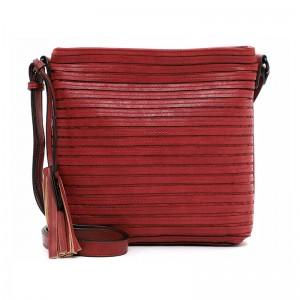 Dámska kabelka Tamaris Barbara - červená