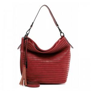 Dámska kabelka Tamaris Barbora - červená