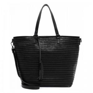 Dámska kabelka Tamaris Barbera - čierna