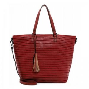 Dámska kabelka Tamaris Barbera - červená