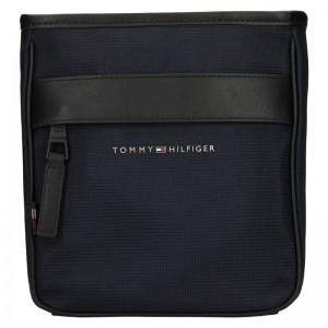 Pánska taška cez rameno Tommy Hilfiger Andrian - modrá