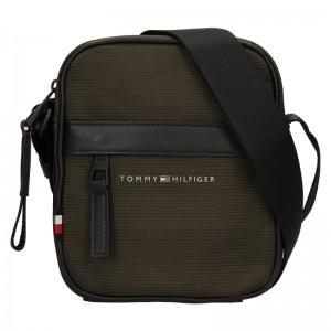 Pánska taška cez rameno Tommy Hilfiger Jack - zelená