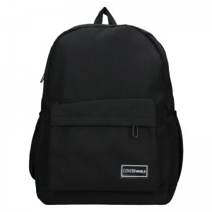 Pánsky batoh Cover World Austin - čierna