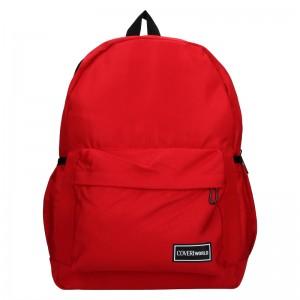 Pánsky batoh Cover World Austin - červená